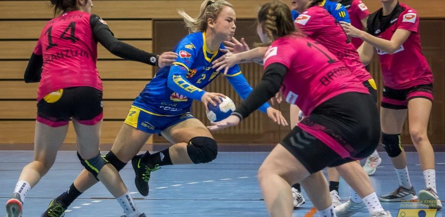 Veľa príležitostí pre mladé hráčky – presvedčivé víťazstvo v Plzni