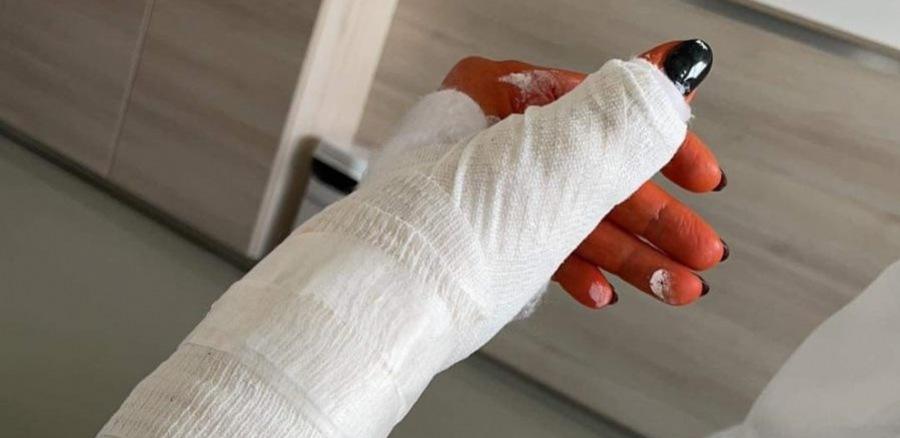 Oguntoye Viktória sikeresen túl van a műtéten