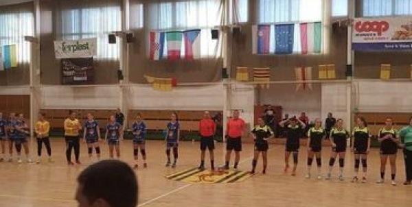 Regionális rangadót játszott női B csapatunk – értékes tapasztalatokat szereztünk Naszvadon