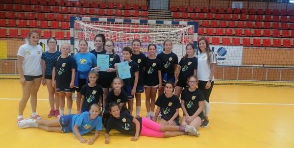 U12-es csapatunk is részt vett első tornáján