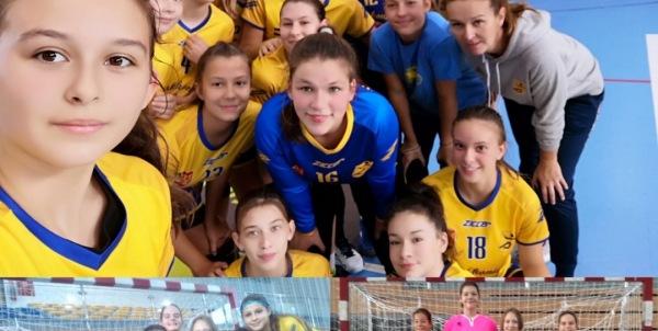 """""""A lányok élvezték a játékot"""" – győzelmek U14 és U12 csapatainknál"""