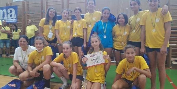U12 csapatunk a Mini Open Handball tornán vett részt - tornagyőztesek lettünk