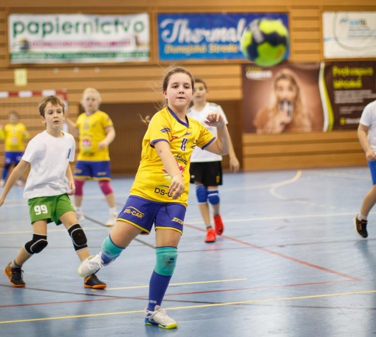 MiniHandball Liga 2. forduló 2020.01.17.