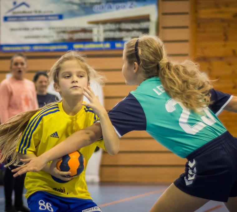 Tipos MiniHandball Liga regionális döntő