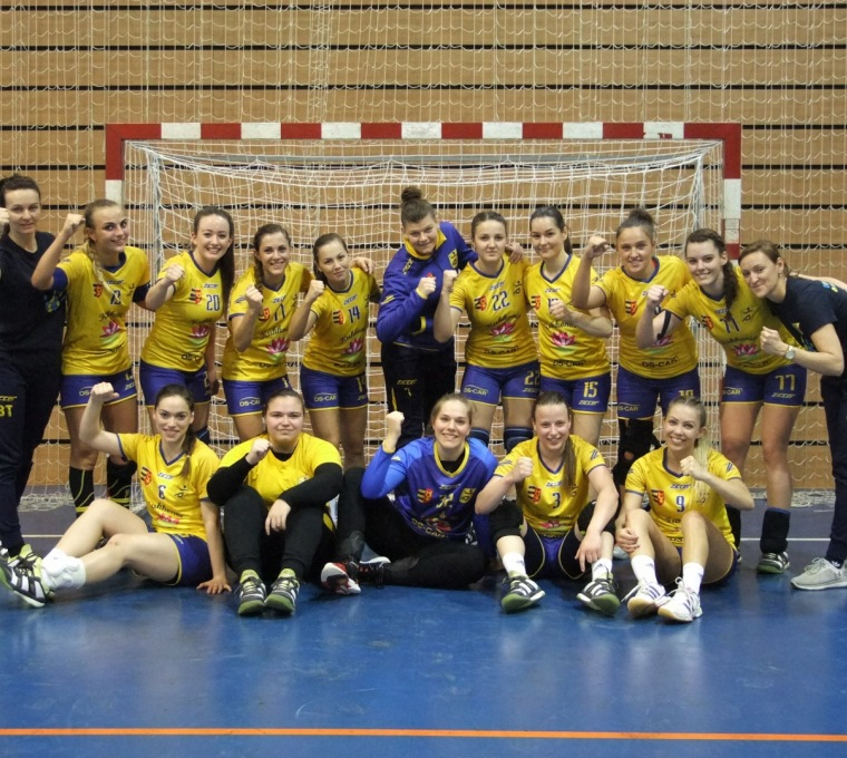 HC DAC Dunaszerdahely - HC Tatran Stupava